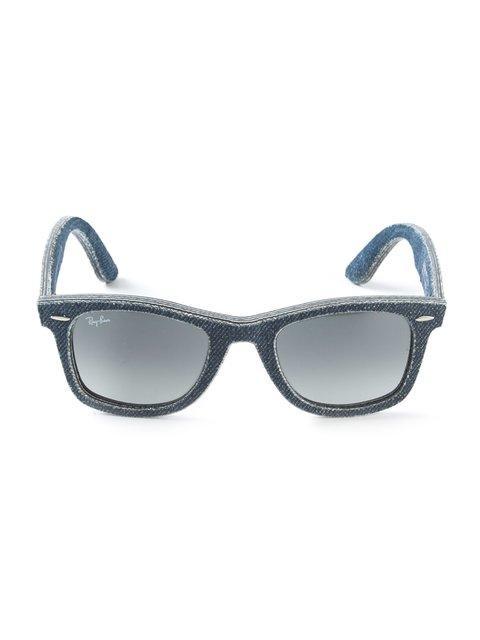 Ray Ban 'wayfarer'-jeans-sonnenbrille