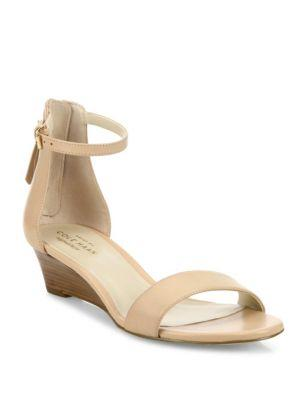 Image result for low nude wedge