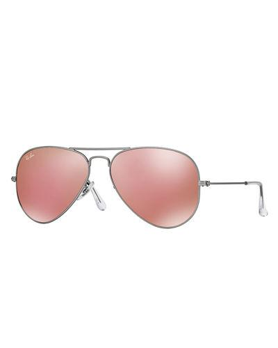 a20f3e7d7b1 Ray Ban Ray-Ban Unisex Rb3025 - Frame Color  Silver