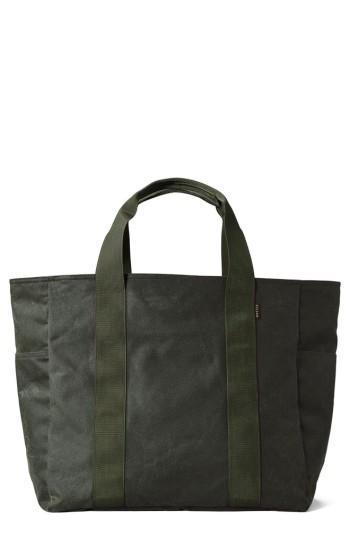 0431c4cf21 Filson Large Grab  N  Go Tote Bag - Green In Spruce