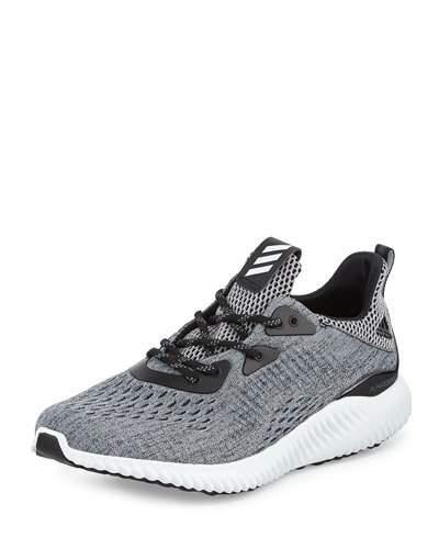 66ea52ef9 Adidas Originals Adidas Women s Alphabounce Em Running Sneakers From Finish  Line In Black White