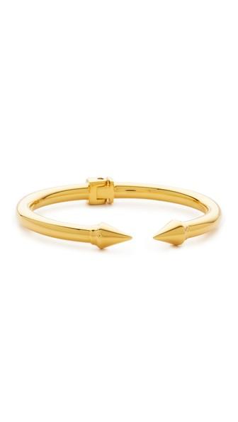 Vita Fede Mini Titan Swarovski Pearl Bracelet In Gold