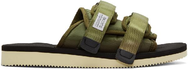 Suicoke 'moto' Slide Sandals