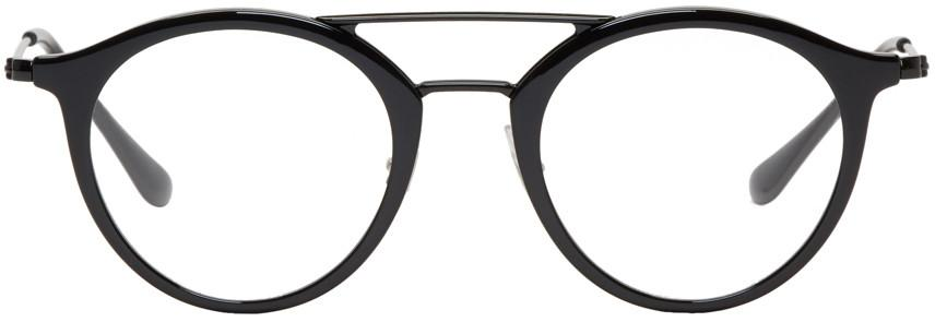 Ray Ban Ray-ban Black Highstreet Glasses