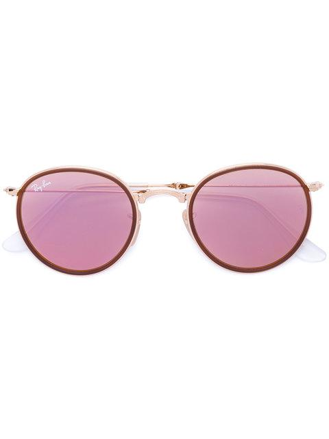 Ray Ban Pink & Purple