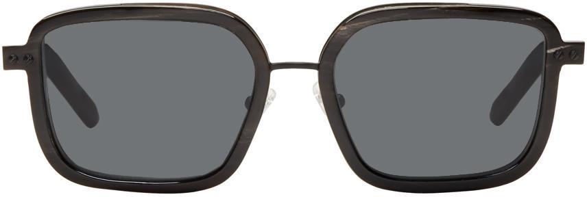 Blyszak Black Horn Collection V Sunglasses