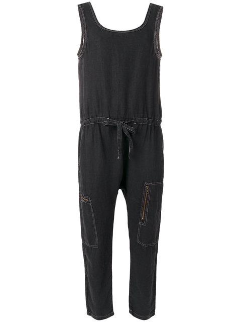 Current Elliott Cargo Drawstring Jumpsuit