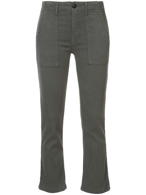 The Great Cropped Trousers