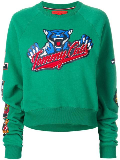 Tommy Hilfiger Tommy Cats Sweatshirt