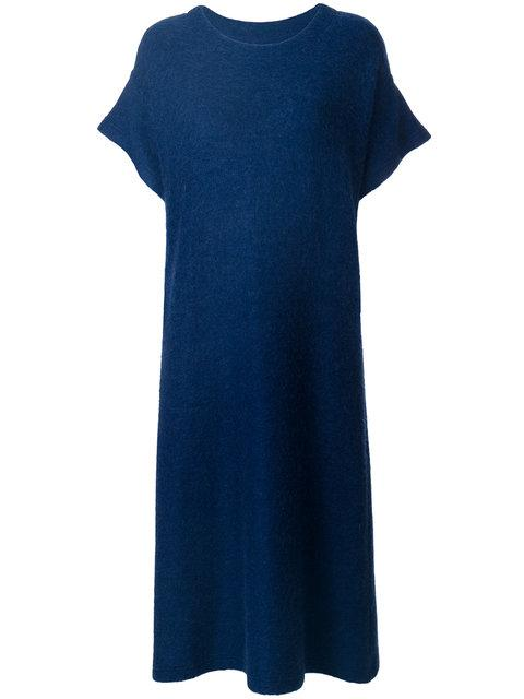 Mm6 Maison Margiela Flared Dress