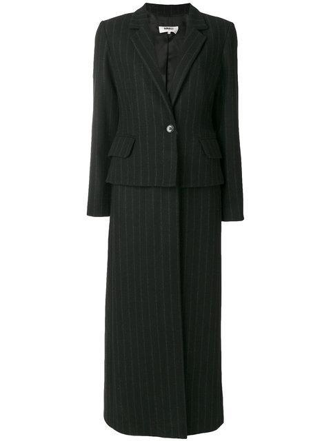 Mm6 Maison Margiela Pinstripe Suit