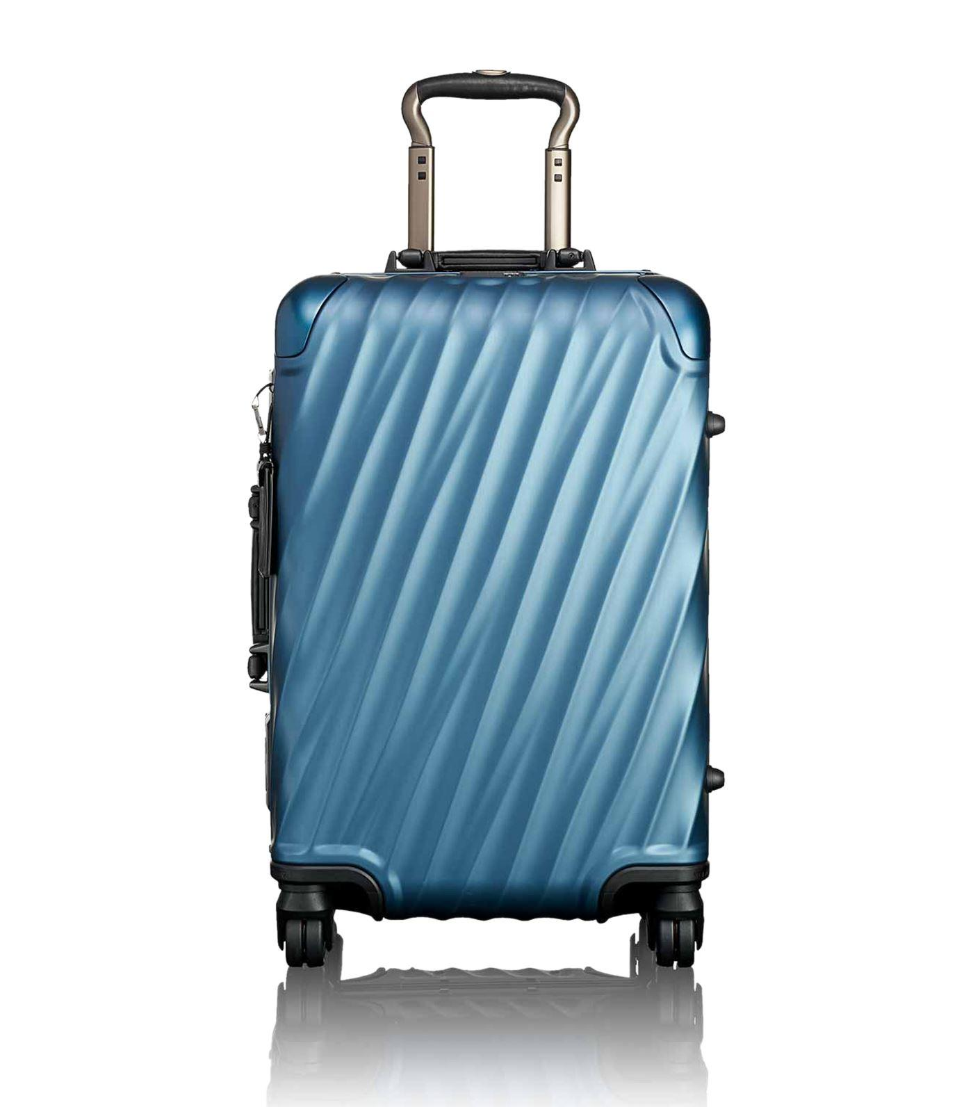 Tumi 19 Degree Extended Trip Wheeled Aluminum Packing Case - Blue