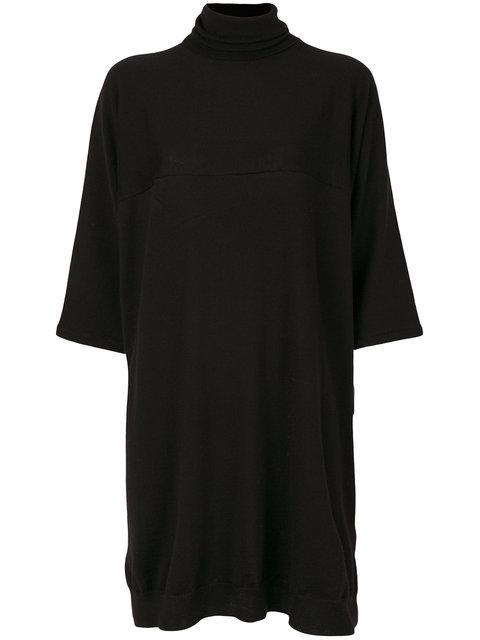 Mm6 Maison Margiela Oversize Knitted Dress