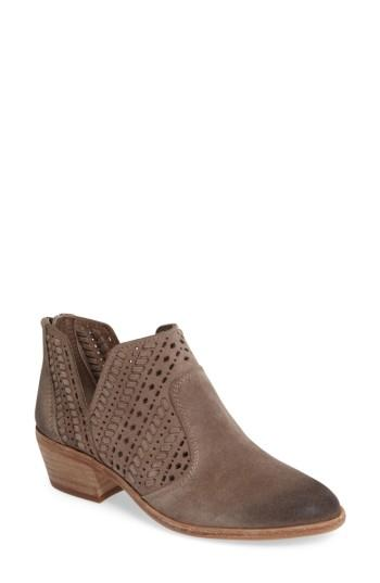 Vince Camuto Prasata Bootie In New Foxy
