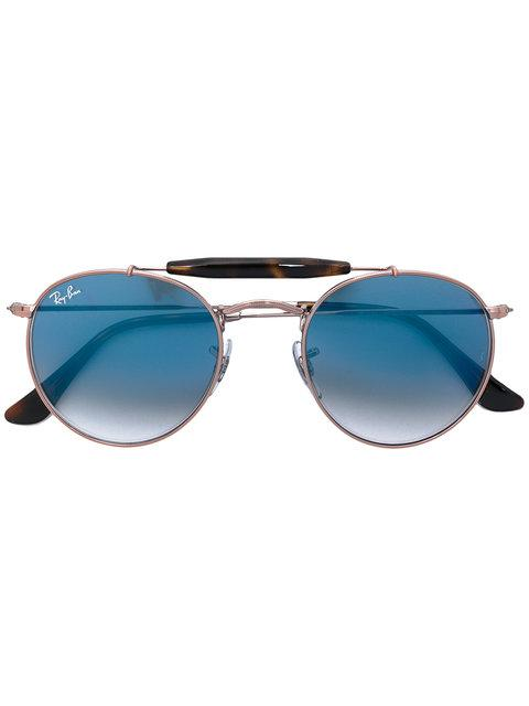 Ray Ban Ban In Metallic