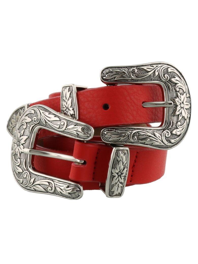 B-low The Belt Baby Bri Bri Belt In Red