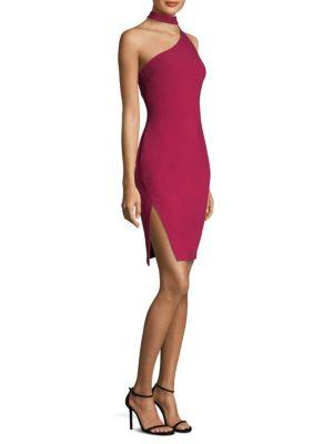 Likely Adelaide Sheath Dress In Ruby