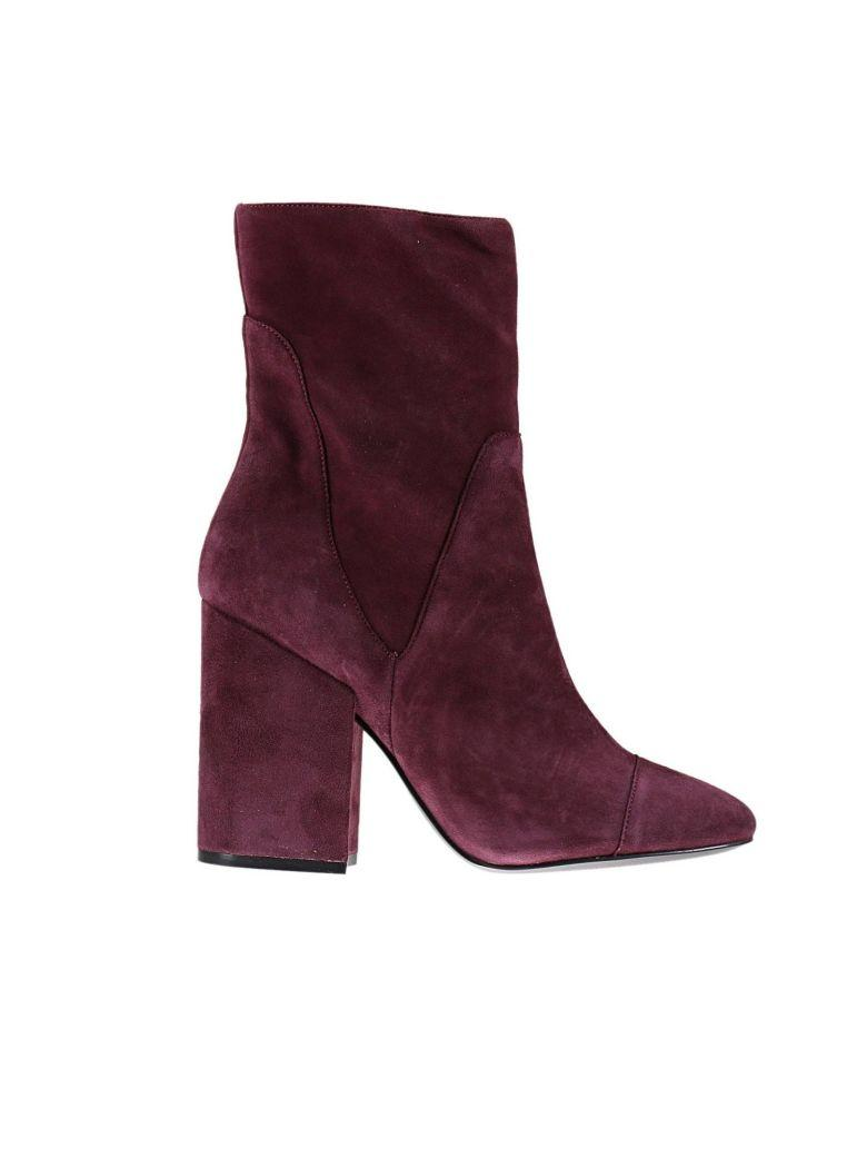 Kendall + Kylie Heeled Booties Shoes Woman  In Burgundy