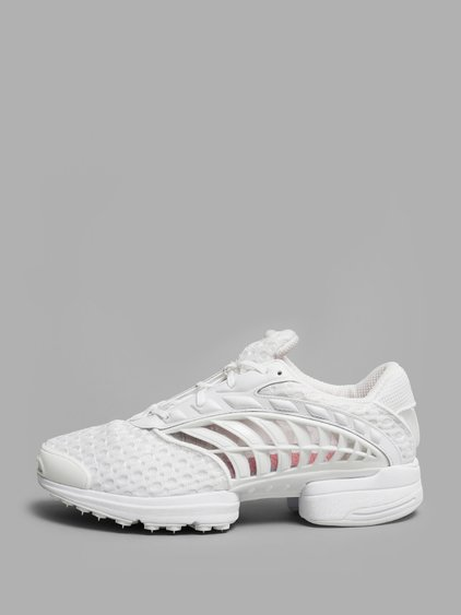 Adidas Originals Adidas White Climacool Sneakers