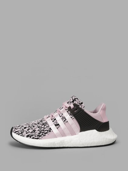 Adidas Originals Women's Adidas Eqt Support 93/17 Sneaker In Pink