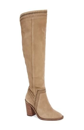 Vince Camuto Madolee Over The Knee Boot In Havano