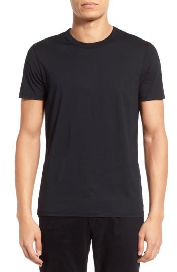 914bff367e Reigning Champ Short Sleeve Crewneck T-Shirt In Black