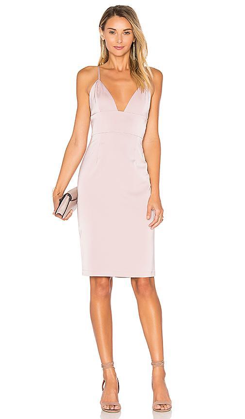 Nbd Heatwave Dress In Pink