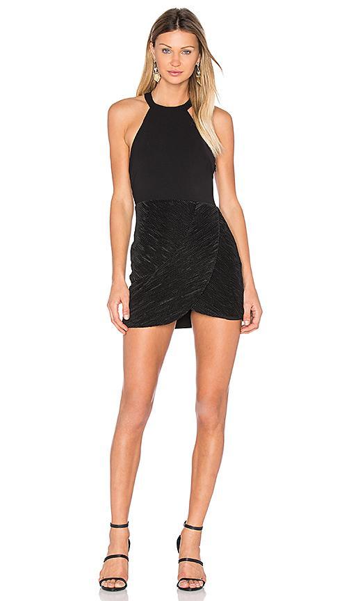 Nbd Evelyn Dress In Black