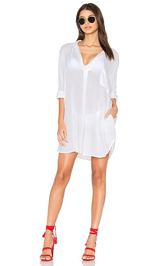 Indah Current Dress In White