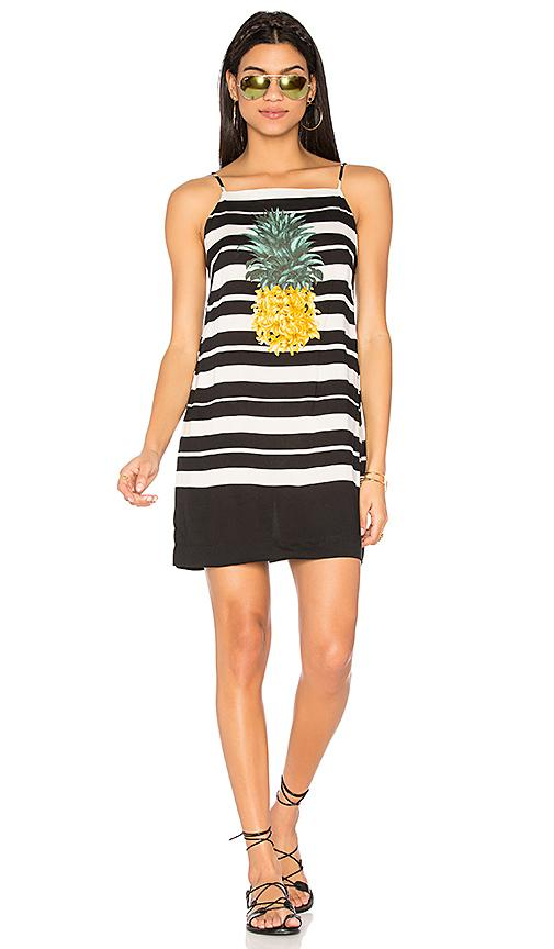 Farm Striped Pineapple Dress