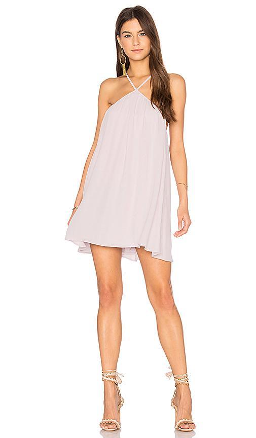 Show Me Your Mumu Lexington Mini Dress In Lavender