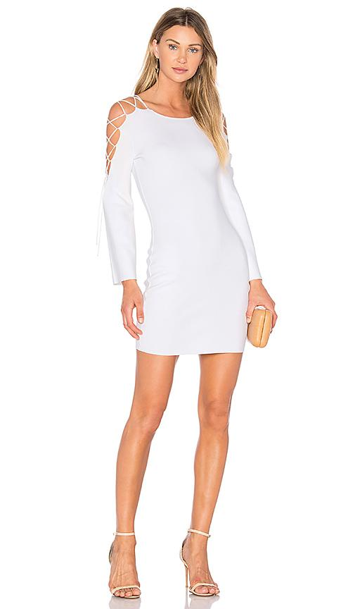 Bailey44 Daiquiri Sweater Dress In White