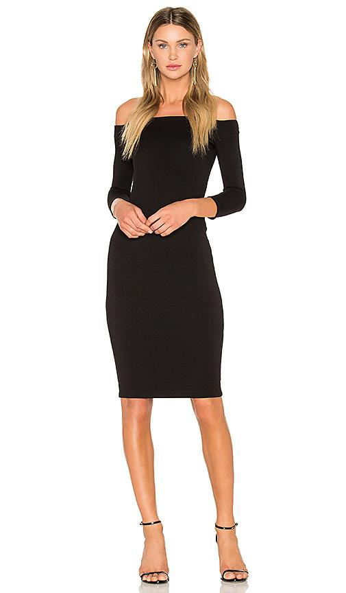 Bailey44 Date Night Sheath Dress In Black