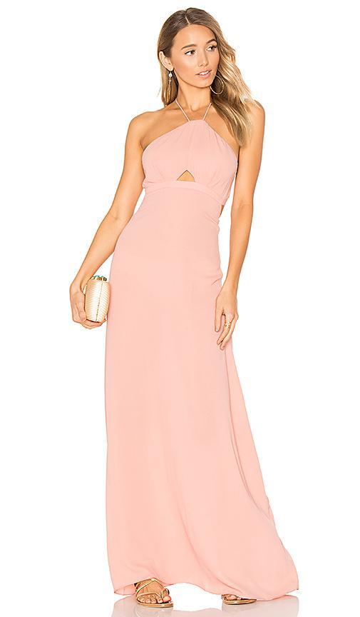 Tavik Kennington Dress In Rose Dawn