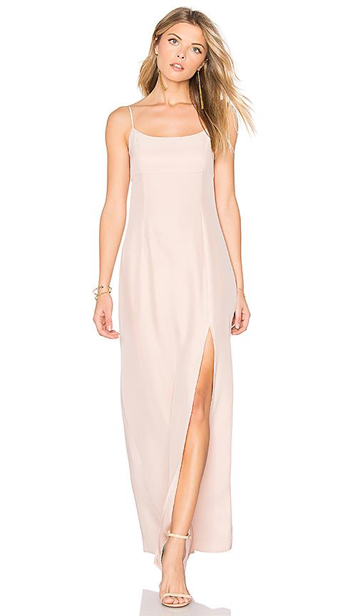 Stone Cold Fox Christy Gown In Dusty Rose