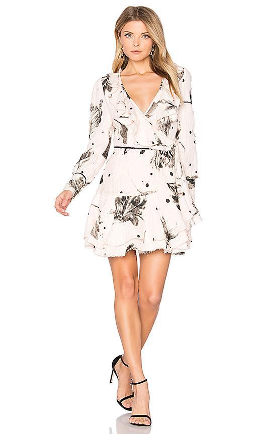 Aje Ayala Dress In White