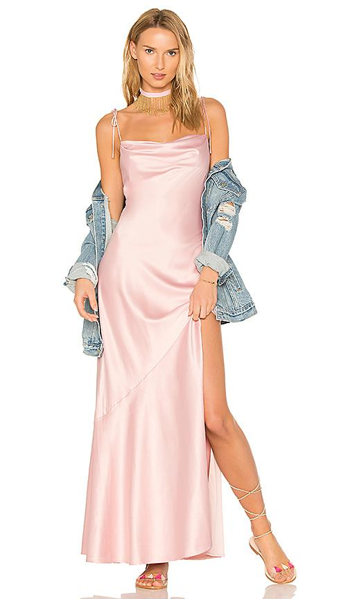 Privacy Please X Revolve Chloe Maxi In Pink