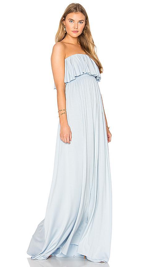 Rachel Pally Sienna Dress In Baby Blue