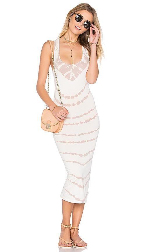Young Fabulous & Broke Denny Dress In Ivory