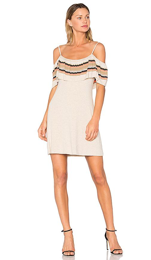 Bailey44 Nomadic Dress In Beige