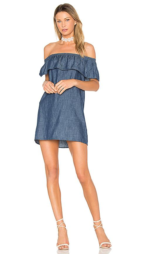 Soft Joie Nilima Dress In Blue