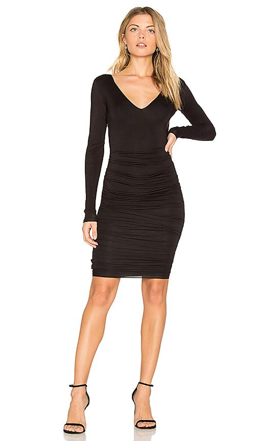 Bailey44 Go The Distance Dress In Black