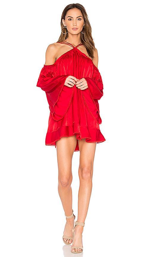 Winona Australia Astrid Dress In Red