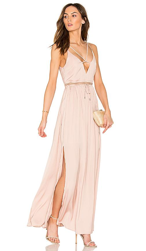 Dolce Vita Finley Dress In Dusty Rose