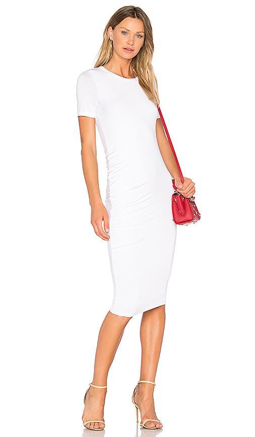 Sen Allistair Dress In White