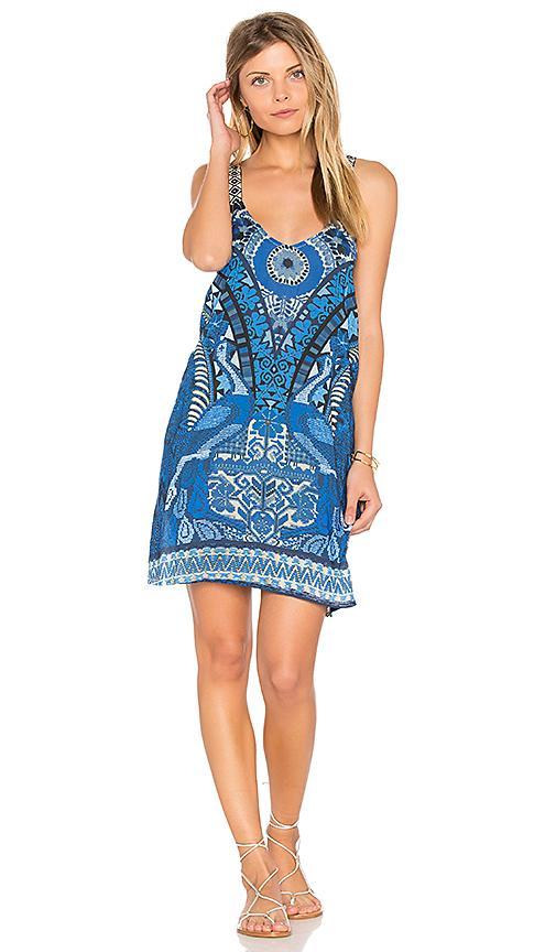 Maaji Look At Me Dress In Blue