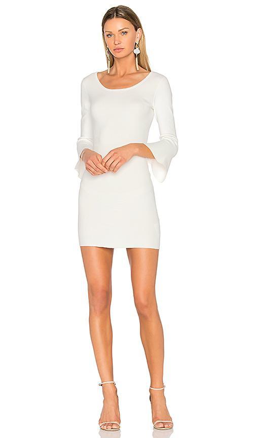 A.l.c Willa Dress In White