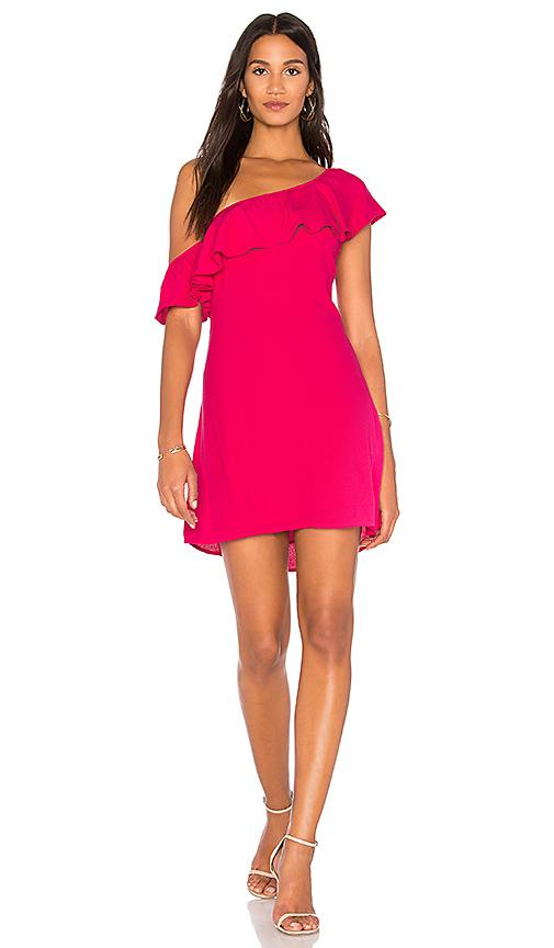 Astr Marisol Dress In Pink