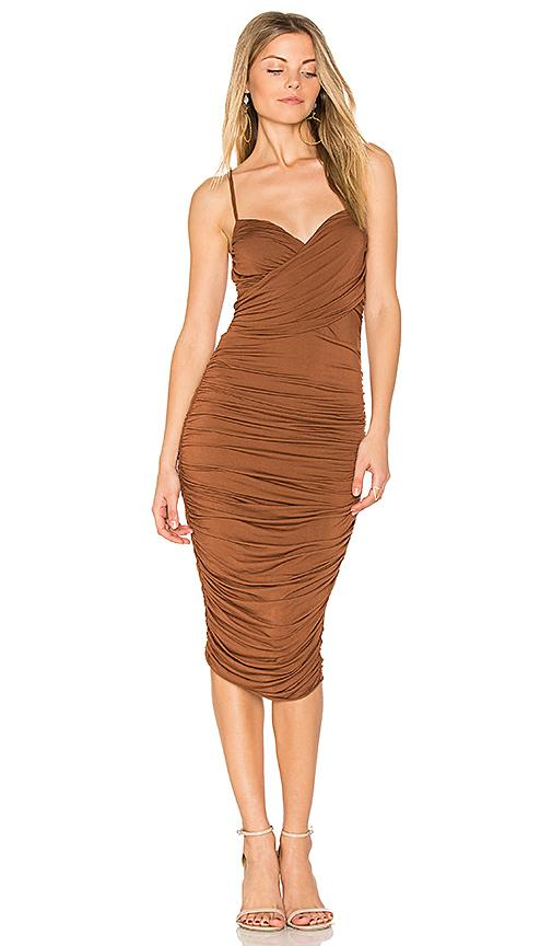 Bailey44 Cumbia Dress In Brown
