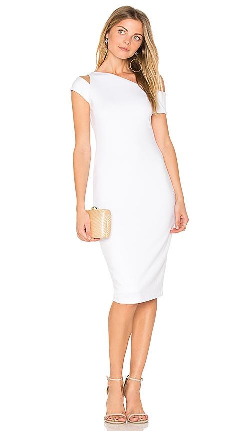 Bailey44 Caribbean Dress In White